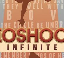 Bioshock Infinite - Will the Circle Be Unbroken? Sticker