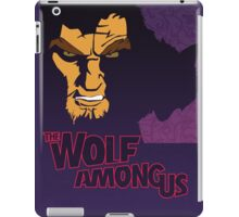 The Wolf Among Us iPad Case/Skin