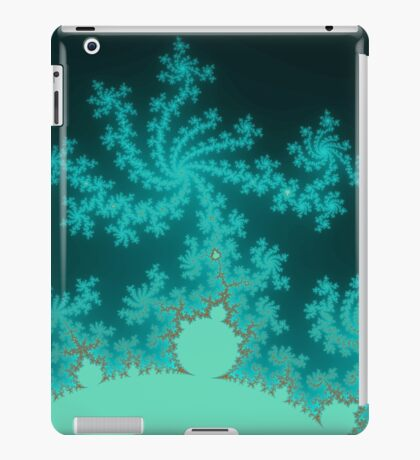 Ice Spires & Snowflakes iPad Case/Skin