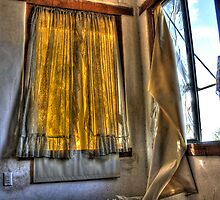 Windows to the past by Sue  Cullumber