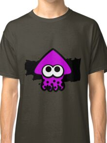 Splatoon Squid (Purple) Classic T-Shirt