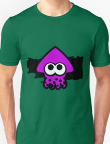 Splatoon Squid (Purple) T-Shirt
