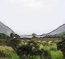 Lake View by DeneWest