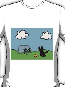 Kitten's Soccer Practice T-Shirt