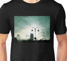 Ely Cathedral, Misty Morning Unisex T-Shirt