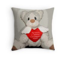 You're My Heart Throw Pillow