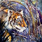 Tiger,tiger by LorusMaver