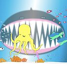 Sea food and eat it. by Jo Conlon