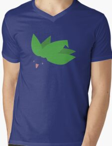 Oddish Mens V-Neck T-Shirt