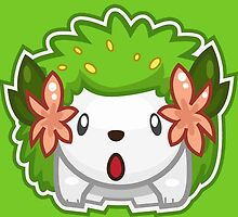 Shaymin Land Forme by Eat Sleep Poke Repeat