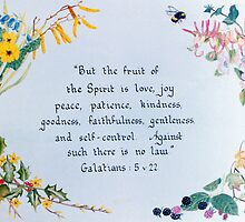Fruit of the Spirit by Olive Denyer