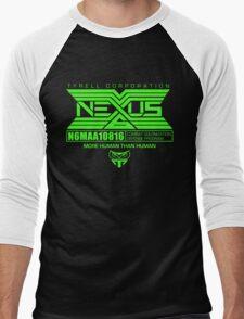 Nexus 6 Replicants Men's Baseball ¾ T-Shirt