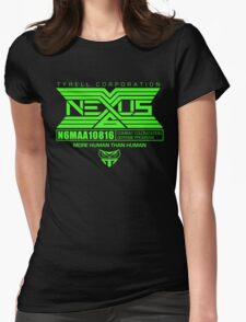 Nexus 6 Replicants Womens Fitted T-Shirt