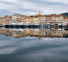 Saint Tropez by dominiquelandau