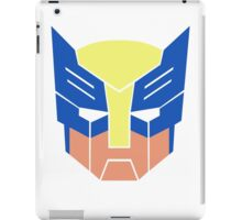 Wolverine Transformers Retro Style iPad Case/Skin