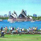 Celebrating Australia Day by Karen  Hull