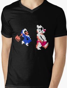 Ice Climber 2 Mens V-Neck T-Shirt