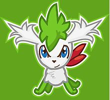 Shaymin Sky Forme Photographic Print