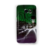 Spider Light in the Snow? Samsung Galaxy Case/Skin