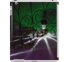 Spider Light in the Snow? iPad Case/Skin