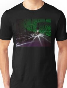 Spider Light in the Snow? Unisex T-Shirt