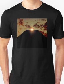 2001: A Space Odyssey - Earth Monolith Unisex T-Shirt