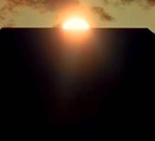 2001: A Space Odyssey - Earth Monolith Sticker