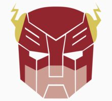 The Flash in Transformers by micromegas