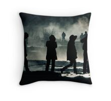 Lost In Iceland Throw Pillow