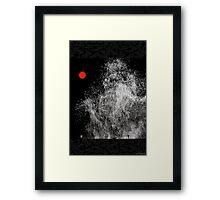Dreaming In Japanese 5 Framed Print