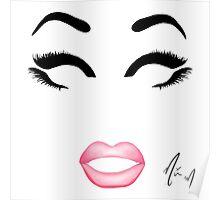 Trixie Mattel - Minimalist Queens Poster