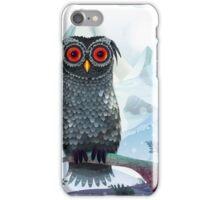 Tundra Owl iPhone Case/Skin