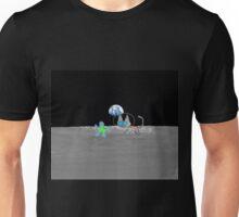 Kitten's Moon Chase Game  Unisex T-Shirt