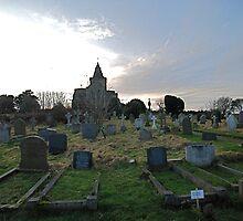 St Oswalds Churchyard by dougie1