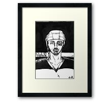 If You're Gonna Be Dumb, You Gotta Be Tough Framed Print