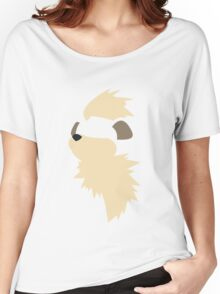 Growlithe Women's Relaxed Fit T-Shirt