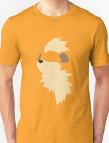 Growlithe Unisex T-Shirt