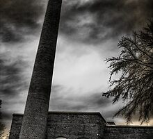 Smokestack - Waxhaw, NC by Chris Summerville