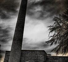 Smokestack - Waxhaw, NC by Chris Summerville