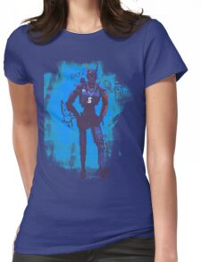 I am Chappie Womens Fitted T-Shirt