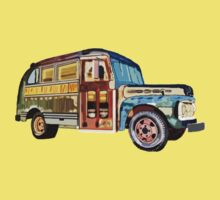 The 1952 Ford Bus Kids Clothes
