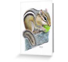 Grape Gourmet Greeting Card