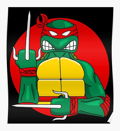 Raphael ready to fight Poster