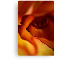 Layers Of Love Canvas Print