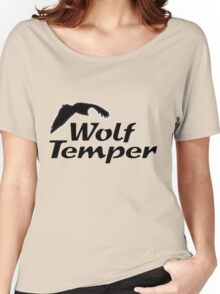 Wolf Temper Women's Relaxed Fit T-Shirt