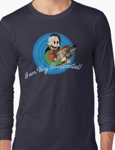 That's Zorg Folks! Long Sleeve T-Shirt