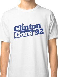 Clinton Gore 1992 Classic T-Shirt
