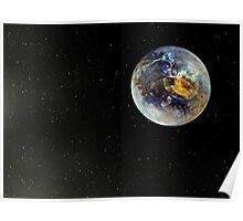 Last Chance To Evacuate Planet Earth Before It Is Recycled Poster