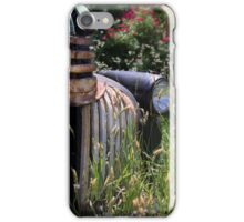 1946 Chevrolet - Rust & Ruins iPhone Case/Skin