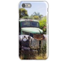 1946 Chevy - Abandoned iPhone Case/Skin